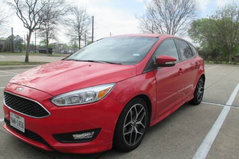 2016 Ford Focus for sale at Vemp Auto in Garland TX