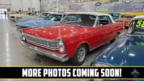 1965 Ford Galaxie for sale at UNIQUE SPECIALTY & CLASSICS in Mankato MN