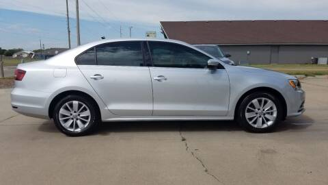 2016 Volkswagen Jetta for sale at S & S Sports and Imports in Newton KS