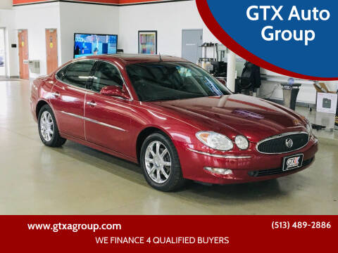 2005 Buick LaCrosse for sale at GTX Auto Group in West Chester OH