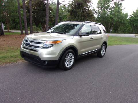 2011 Ford Explorer for sale at CAROLINA CLASSIC AUTOS in Fort Lawn SC