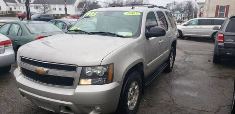 2007 Chevrolet Tahoe for sale at TC Auto Repair and Sales Inc in Abington MA