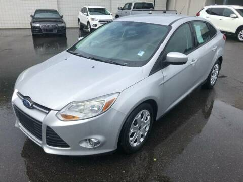 2012 Ford Focus for sale at TacomaAutoLoans.com in Tacoma WA