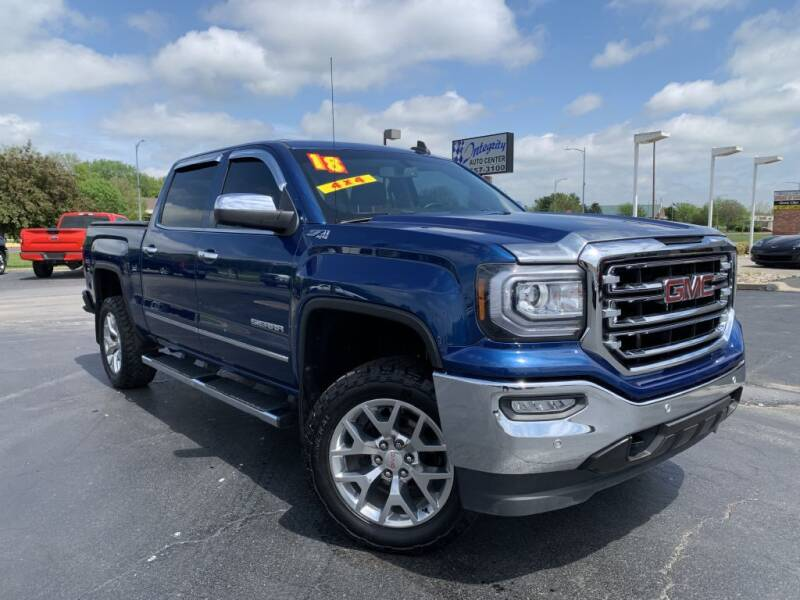 2018 GMC Sierra 1500 for sale at Integrity Auto Center in Paola KS