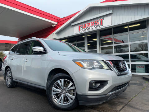 2017 Nissan Pathfinder for sale at Furrst Class Cars LLC  - Independence Blvd. in Charlotte NC