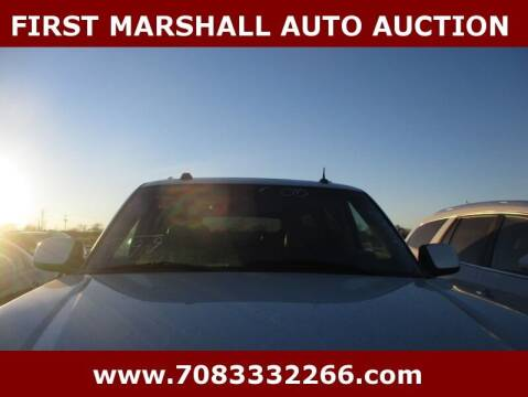 2005 Cadillac Escalade ESV for sale at First Marshall Auto Auction in Harvey IL