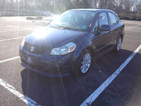 2008 Suzuki SX4 for sale at B&B Auto LLC in Union NJ