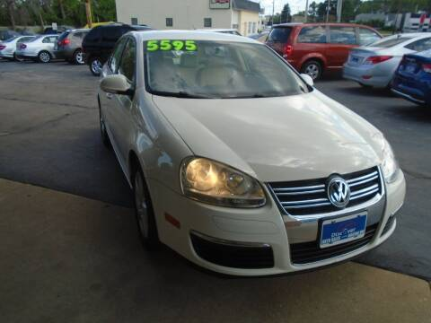 2008 Volkswagen Jetta for sale at DISCOVER AUTO SALES in Racine WI