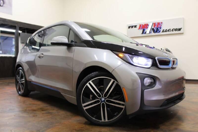 2014 BMW i3 for sale at Driveline LLC in Jacksonville FL