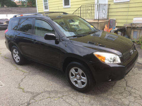 2008 Toyota RAV4 for sale at UNION AUTO SALES in Vauxhall NJ