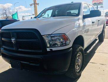 2018 RAM Ram Pickup 2500 for sale at Fiesta Motors Inc in Las Cruces NM