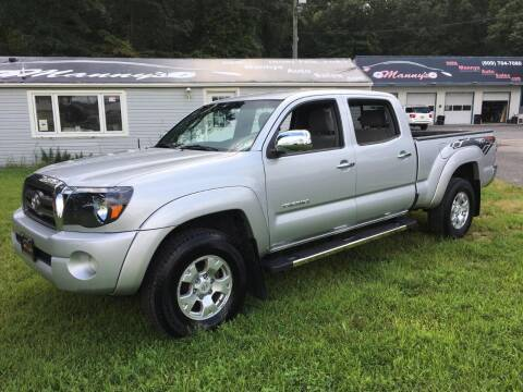 2010 Toyota Tacoma for sale at Manny's Auto Sales in Winslow NJ