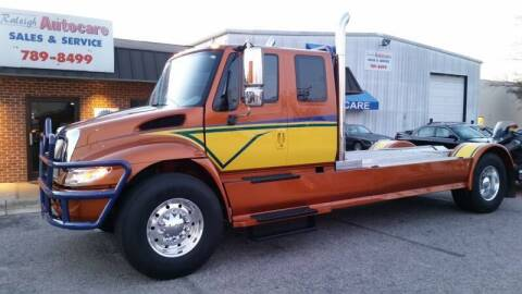 2003 International DuraStar 4200 for sale at Raleigh Motors in Raleigh NC