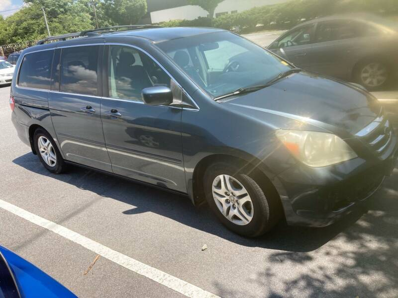 2006 Honda Odyssey for sale at Mocks Auto in Kernersville NC