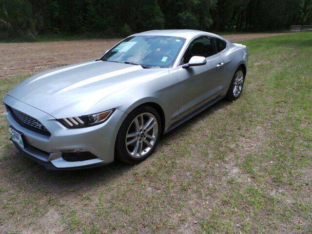 2017 Ford Mustang for sale at TIMBERLAND FORD in Perry FL