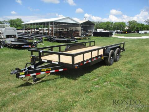 2022 Big Tex Equipment 14PI-18BK
