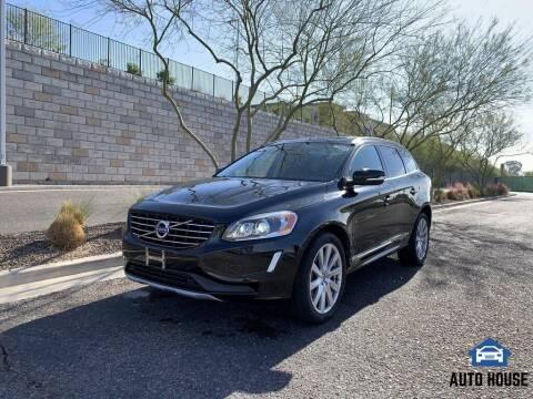 2017 Volvo XC60 for sale at MyAutoJack.com @ Auto House in Tempe AZ
