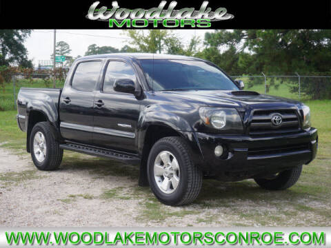 2009 Toyota Tacoma for sale at WOODLAKE MOTORS in Conroe TX