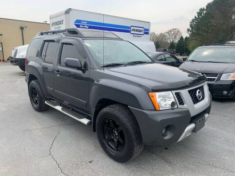 2010 Nissan Xterra for sale at EMH Imports LLC in Monroe NC