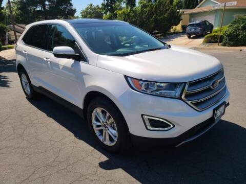2017 Ford Edge for sale at CAR CITY SALES in La Crescenta CA