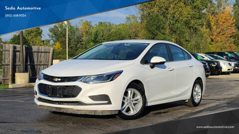 2016 Chevrolet Cruze for sale at Sedo Automotive in Davison MI