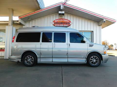 2012 Chevrolet Express Cargo for sale at Motorsports Unlimited in McAlester OK