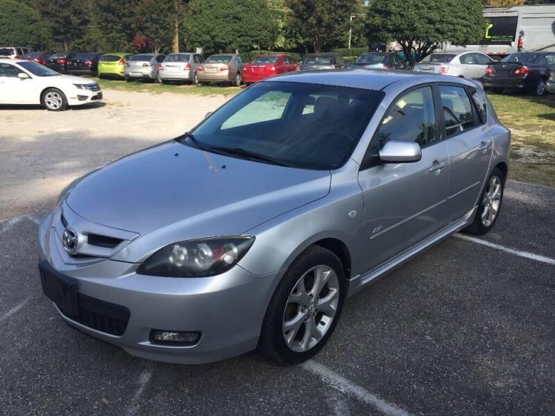 2009 Mazda MAZDA3 for sale at Deme Motors in Raleigh NC