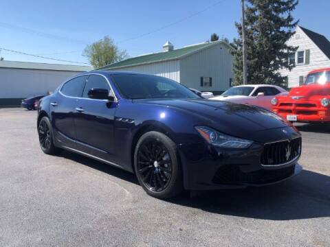 2015 Maserati Ghibli for sale at Tip Top Auto North in Tipp City OH