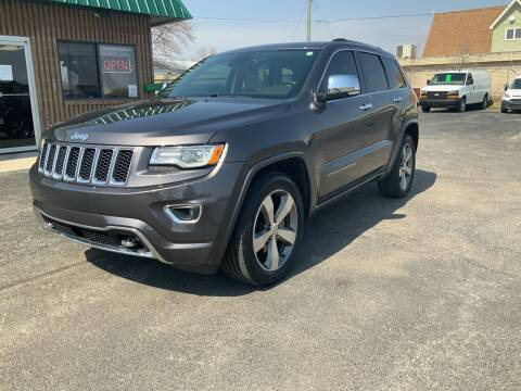 2015 Jeep Grand Cherokee for sale at Stein Motors Inc in Traverse City MI