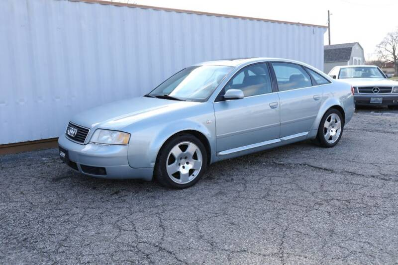 2002 Audi A6 for sale at Queen City Classics in West Chester OH