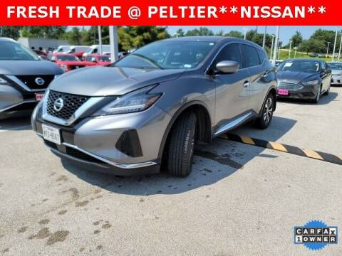 2019 Nissan Murano for sale at TEX TYLER Autos Cars Trucks SUV Sales in Tyler TX