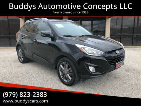 2014 Hyundai Tucson for sale at Buddys Automotive Concepts LLC in Bryan TX