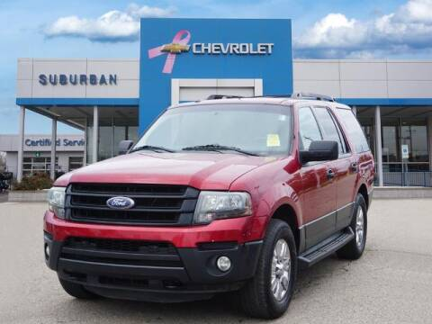 2015 Ford Expedition for sale at Suburban Chevrolet of Ann Arbor in Ann Arbor MI