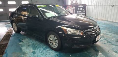2012 Honda Accord for sale at Stach Auto in Janesville WI