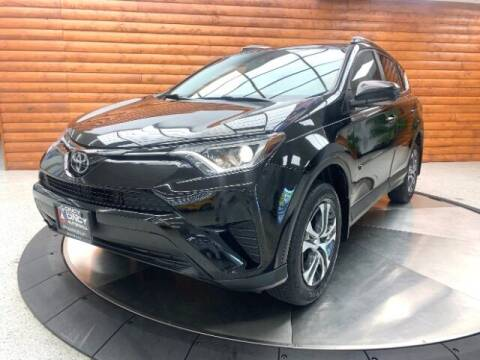 2018 Toyota RAV4 for sale at Dixie Imports in Fairfield OH