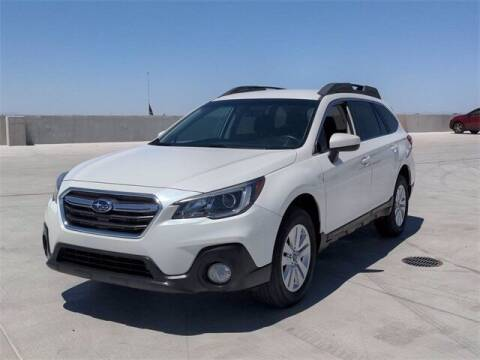 2018 Subaru Outback for sale at Camelback Volkswagen Subaru in Phoenix AZ