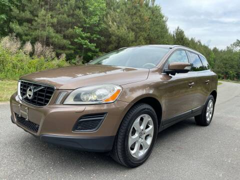 2013 Volvo XC60 for sale at Carrera AutoHaus Inc in Clayton NC