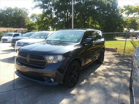 2013 Dodge Durango for sale at TR Motors in Opelika AL
