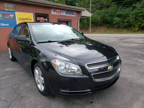2009 Chevrolet Malibu for sale at Doctor Auto in Cecil PA