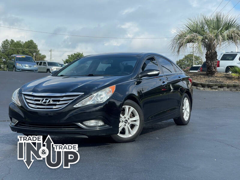 2012 Hyundai Sonata for sale at Rock 'n Roll Auto Sales in West Columbia SC