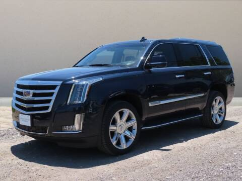 2019 Cadillac Escalade for sale at Ron Carter  Clear Lake Used Cars in Houston TX