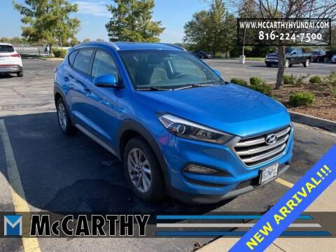 2018 Hyundai Tucson for sale at Mr. KC Cars - McCarthy Hyundai in Blue Springs MO