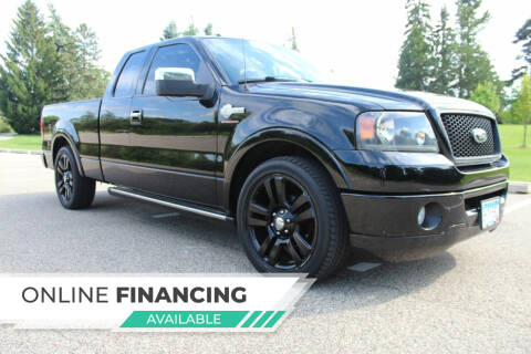 2006 Ford F-150 for sale at K & L Auto Sales in Saint Paul MN