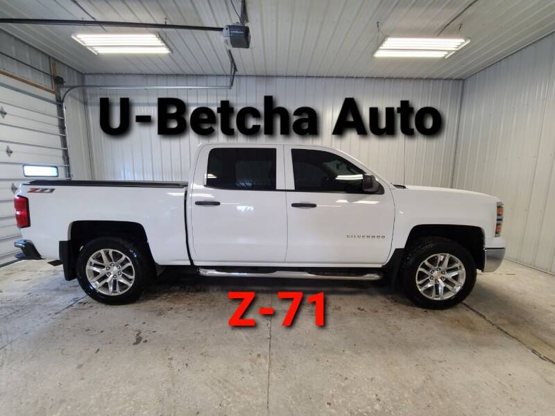 2014 Chevrolet Silverado 1500 for sale at Ubetcha Auto in St. Paul NE