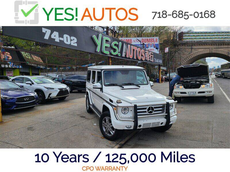 2015 Mercedes-Benz G-Class for sale in Elmhurst, NY