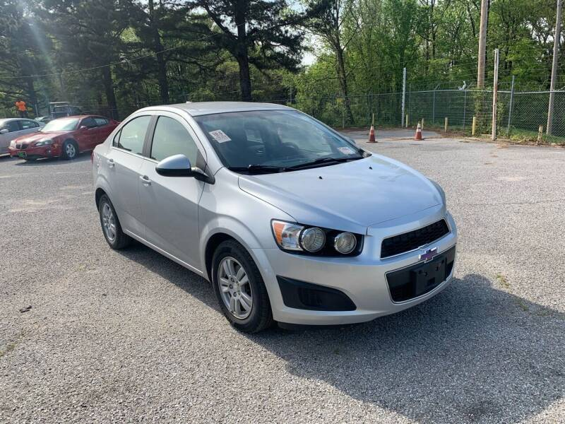 2014 Chevrolet Sonic for sale at Super Wheels-N-Deals in Memphis TN