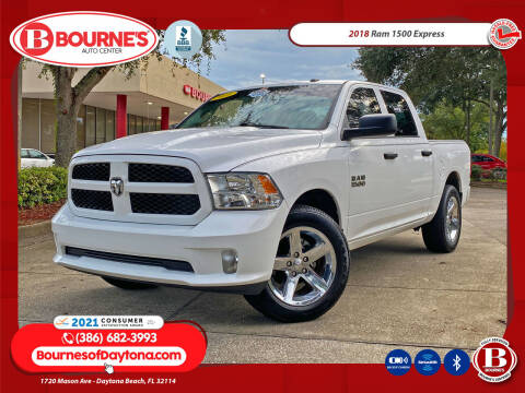 2018 RAM Ram Pickup 1500 for sale at Bourne's Auto Center in Daytona Beach FL