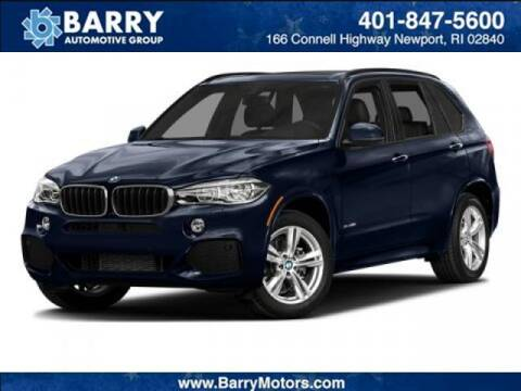 2016 BMW X5 for sale at BARRYS Auto Group Inc in Newport RI