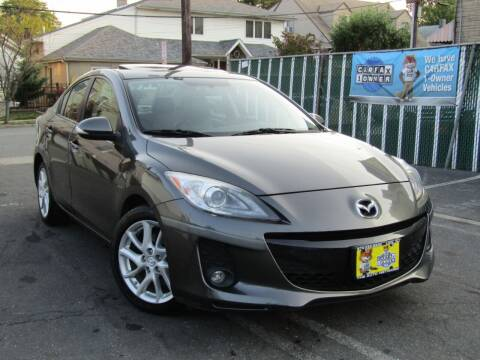 2012 Mazda MAZDA3 for sale at The Auto Network in Lodi NJ