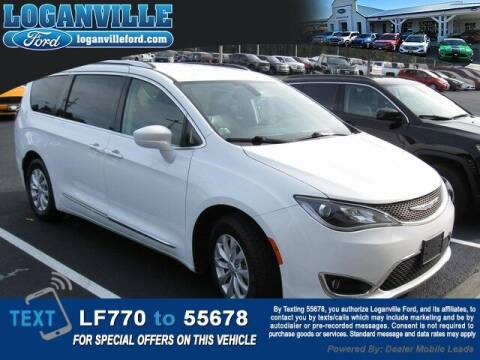 2018 Chrysler Pacifica for sale at Loganville Quick Lane and Tire Center in Loganville GA